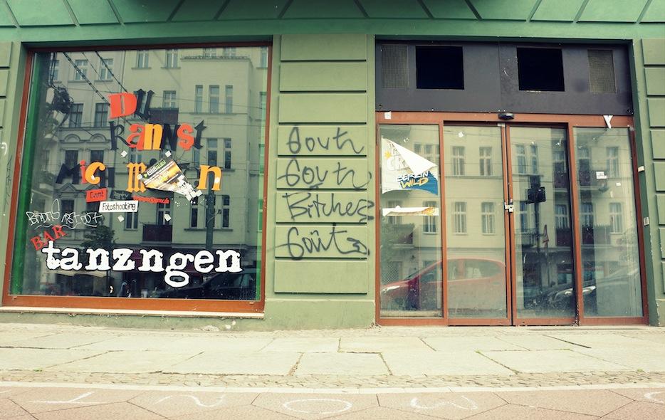Laden im Prenzlauer Berg