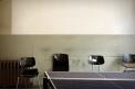 Tischtennisplatte im Dr. Pong