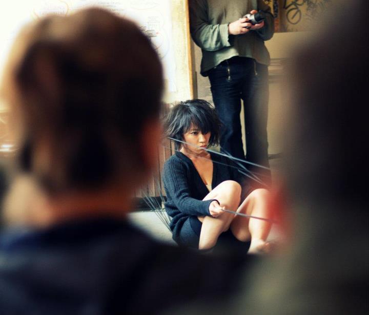 Performance von Tomoko Nakasato und Dirk Dresselhaus im BQV