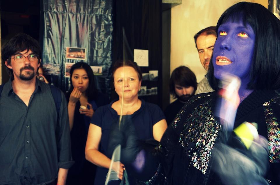 Performance von Johannes Paul Raether im BQV