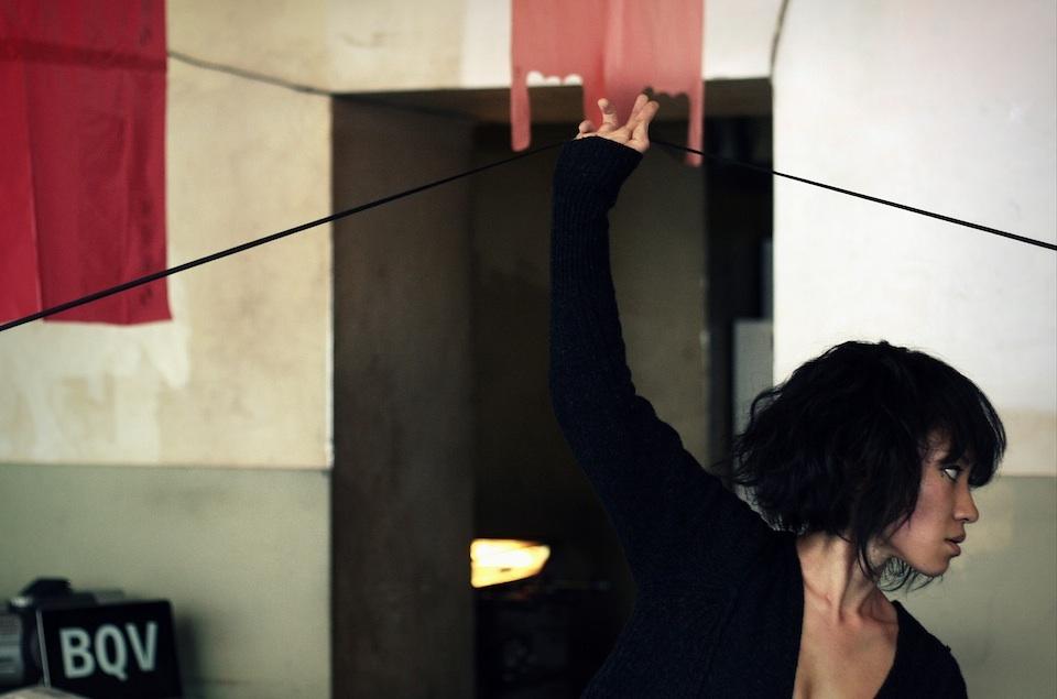 Performance von Tomoko Nakasato im BQV