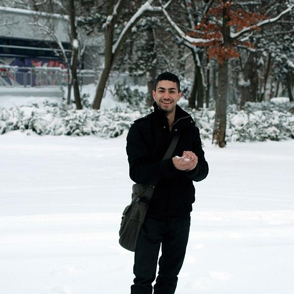 Ahmad Hassanein (Foto: Antje Majewski)