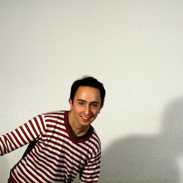 David Knoblich (Foto: Arzu Balkaya)